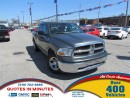 Used 2010 Dodge Ram 1500 ST | 4X4 | QUAD CAB for sale in London, ON