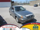 Used 2005 Hyundai Accent GSi | | AS-IS SPECIAL for sale in London, ON