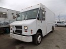 Used 2004 Freightliner MT45 14 foot step van for sale in Mississauga, ON