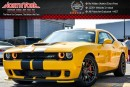 New 2017 Dodge Challenger New Car SRT Hellcat|Sunroof|Carbon Stripes|Nappa Leather|20