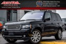 Used 2012 Land Rover Range Rover SC|4x4|Sunroof|Nav|TowHitch|RearCam|PkAsst|Htd+VtdSeats|20