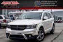 Used 2016 Dodge Journey Crossroad AWD|7-Seater|Nav|Leather|Sunroof|Alpine Audio|19