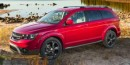 Used 2016 Dodge Journey Crossroad for sale in Thornhill, ON