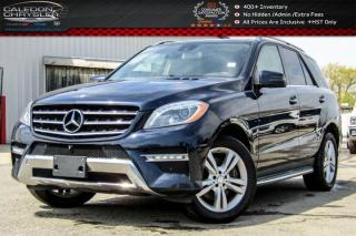 Used 2014 Mercedes-Benz ML-Class ML 350 BlueTEC|4Matic|Navi|Dual Pan Sunroof|Backup Cam|Bluetooth|19
