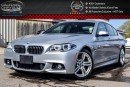 Used 2014 BMW 5 Series 535d xDrive|Diesel|Navi|Bluetooth|Backup Cam|Leather|18