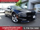 Used 2016 Dodge Charger SXT ACCIDENT FREE w/ NAVIGATION, SUNROOF & HEATED FRONT SEATS for sale in Surrey, BC