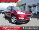Used 2010 Chevrolet Traverse 1LT for sale in Surrey, BC