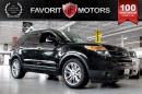 Used 2014 Ford Explorer Limited FLEX FUEL 4WD | 7-PASSENGER | NAV | BK CAM for sale in North York, ON