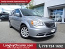 Used 2013 Chrysler Town & Country Touring ACCIDENT FREE w/ POWER SLIDING DOORS/LIFT-GATE, NAVIGATION & STOW N GO SEATS for sale in Surrey, BC