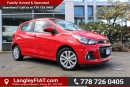 Used 2016 Chevrolet Spark 1LT CVT NO ACCIDENTS, ONE-OWNER for sale in Surrey, BC