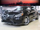 Used 2014 Mercedes-Benz E350 AMG|NAV|B.SPOT|360CAM|PANO|LOADED for sale in North York, ON
