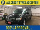 Used 2012 Chrysler Town & Country DUAL ROW STOW' N GO*BACK UP CAMERA*REMOTE START*POWER SLIDING DOORS AND LIFT GATE*POWER DRIVER SEAT*ROOF RAILS* for sale in Cambridge, ON