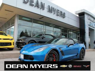 Used 2016 Chevrolet Corvette Z06 3LZ for sale in North York, ON