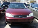 Used 2007 Ford Focus SES/LEATHER/SUNROOF /CERTIFIED for sale in Scarborough, ON