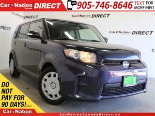 Used 2011 Scion xB | WE WANT YOUR TRADE| OPEN SUNDAYS| for sale in Burlington, ON