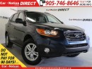 Used 2010 Hyundai Santa Fe GL 3.5 Sport| AWD| ONE PRICE INTEGRITY| for sale in Burlington, ON