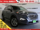 Used 2017 Hyundai Tucson SE 2.0| AWD| LEATHER| PANO ROOF| BACK UP CAMERA| for sale in Burlington, ON