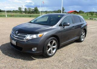 Used 2012 Toyota Venza PREMIUM PACKAGE for sale in Renfrew, ON