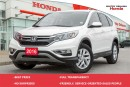 Used 2016 Honda CR-V SE for sale in Whitby, ON