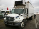 Used 2006 International 4300 26 Foot reefer straight truck for sale in Mississauga, ON