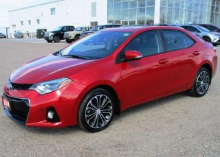 Used 2014 Toyota Corolla Sport for sale in Renfrew, ON