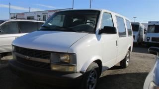 Used 2005 Chevrolet Astro NATURAL GAS DUAL FUEL for sale in Mississauga, ON