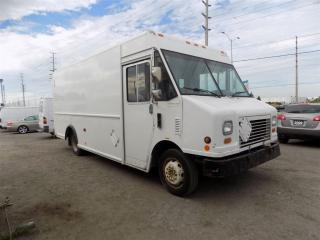 Used 2007 Chevrolet Grumman Olson P42 16 ft Step Van Chevrolet for sale in Mississauga, ON