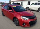 Used 2014 Toyota Corolla S - Leather! Warranty! for sale in Kentville, NS