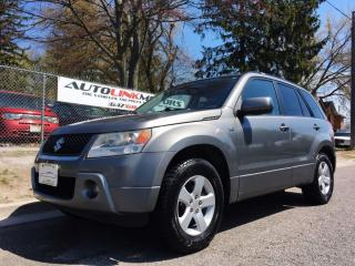 Used 2007 Suzuki Grand Vitara JLX for sale in Scarborough, ON