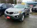 Used 2011 Kia Sorento EX for sale in Orillia, ON