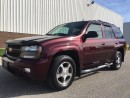 Used 2007 Chevrolet TrailBlazer LT With Sunroof for sale in Mississauga, ON