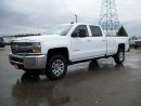 Used 2016 Chevrolet Silverado 3500 LT Crew Cab 4x4 Long Box for sale in Stratford, ON