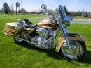 Used 2003 Harley-Davidson ROAD KING FLHRSE ROAD KING CVO for sale in Blenheim, ON