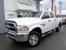 Used 2014 RAM 2500 SXT Crew 4x4, Air Suspension, Rev Camera, Sensors for sale in Langley, BC