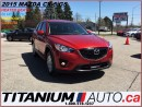 Used 2015 Mazda CX-5 GS+Sunroof+Camera+Blind Spot+Bluetooth+Heated Seat for sale in London, ON