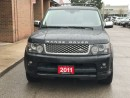 Used 2011 Land Rover Range Rover SPORT SUPERCHARGED for sale in Mississauga, ON