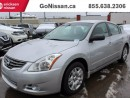 Used 2012 Nissan Altima 2.5 S 4dr Sedan for sale in Edmonton, AB