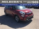 Used 2015 Fiat 500 L Trekking for sale in Guelph, ON