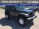 Used 2012 Jeep Wrangler RUBICON for sale in Guelph, ON