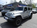 Used 2012 Jeep Wrangler SAHARA * ALTITUDE Edition * LEATHER for sale in Windsor, ON