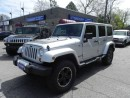 Used 2012 Jeep Wrangler SAHARA * ARCTIC Edition * LEATHER for sale in Windsor, ON