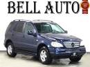 Used 2000 Mercedes-Benz ML-Class ML320//ALL SERVICE UP TO DATE /CLEAN CONDATION for sale in North York, ON
