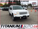 Used 2013 Jeep Patriot Sport+4x4+North Edition+Cruise & Traction Control+ for sale in London, ON