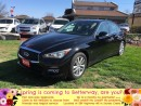 Used 2014 Infiniti Q50 Premium...JAMES BOND WANTS TO DRIVE THIS!!! for sale in Stoney Creek, ON