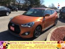Used 2016 Hyundai Veloster Turbo...STYLISH AND PLENTY OF LEG ROOM! for sale in Stoney Creek, ON