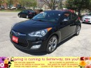 Used 2013 Hyundai Veloster STYLE AND COMFORT!!! for sale in Stoney Creek, ON