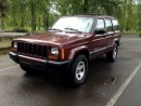 Used 2001 Jeep Cherokee Sport for sale in Estevan, SK