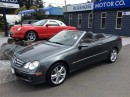 Used 2007 Mercedes-Benz CLK350 3.5L for sale in Parksville, BC