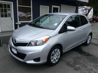 Used 2014 Toyota Yaris CE ON SALE for sale in Parksville, BC