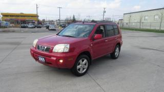 Used 2005 Nissan X-Trail SE, Automatic, Sunroof3 years warranty available, for sale in North York, ON